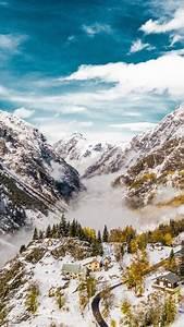 Saint, Christophe, En, Oisans, Wallpaper, 4k, France, Glacier