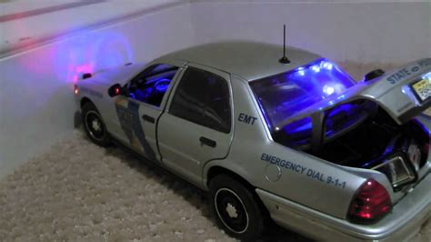 scale police cars  sale  collection p