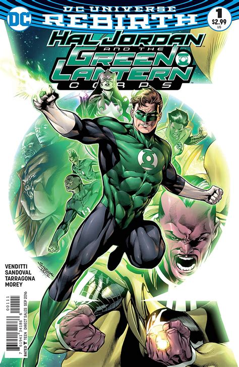 preview vo hal and the green lantern corps 1