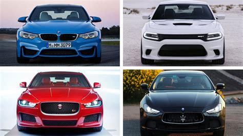 Fastest Sport Sedans by Top10 Best Luxury Sedan Cars 2016 Find The Best Luxury