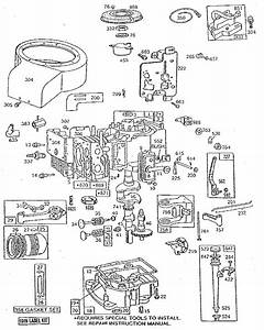 Briggs And Stratton Generator Parts Diagram
