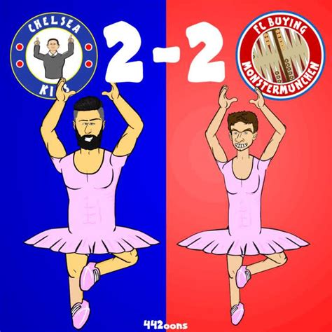 442oons - Chelsea vs Bayern - Score Predictor! Click to...