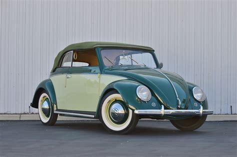 1950 Volkswagen Type 1 Beetle Convertible