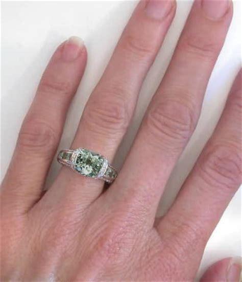 Unique Green Amethyst Diamond Bridge Engagement Ring In. Obnoxious Wedding Rings. Brilliant Cut Wedding Rings. East West Rings. Flowery Wedding Rings. Mark Patterson Engagement Rings. English Wedding Wedding Rings. Post Engagement Rings. Labradorite Engagement Rings