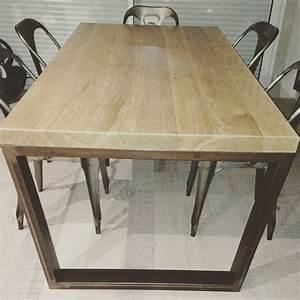 Pied De Table Haute : 15 best pied de table images on pinterest table legs ~ Dailycaller-alerts.com Idées de Décoration