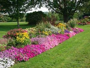 Invisible, Flower, Bed, Borders, For, Natural, And, Beautiful, Garden, Design