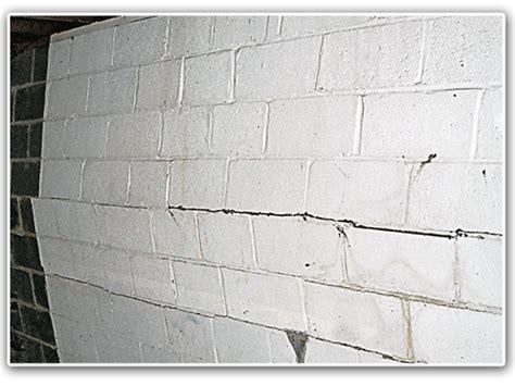 Cracks In Foundation Wall  Basement Wall Cracks
