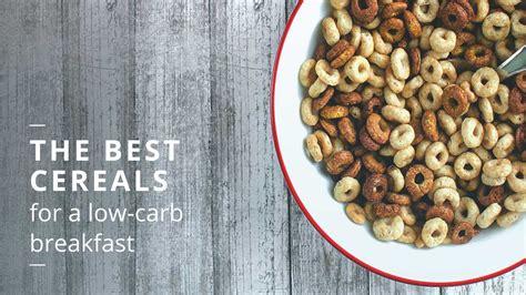 carb cereals