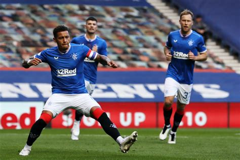 Rangers Player Ratings Vs Ross County - The 4th Official