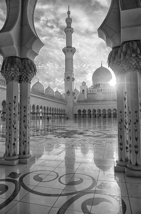the mosque in black and white 500px mecca wallpaper