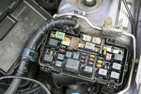 symptoms   bad  failing anti lock fuse  relay car