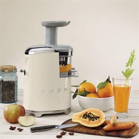 smeg juicers juicer juice fresh making models credit
