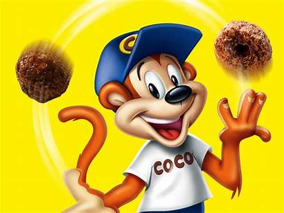 Coco Pops Cereal Monkey Animated Adverts Characters
