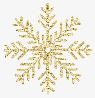 Transparent Background Gold Snowflake Png by Snowflake Border Blue Snowflakes Border Png Free
