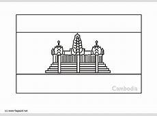 Dibujo para colorear Camboya Img 6276