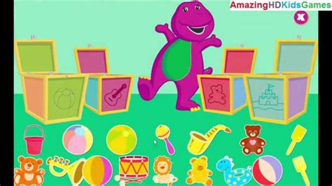 Barney Friends Playtime Over Time Clean