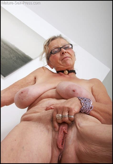 Stretch Marked Flaccid Tits Granny With Glasses Mature Sex Press