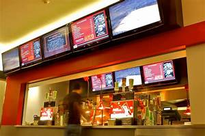 Digital Signage  Doing More With Menu Boards