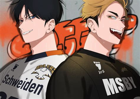 mix  twitter   haikyuu haikyuu anime