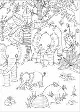 Paradise Coloring Knitpicks Wild Into Pages Lorna sketch template