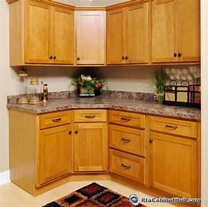 RTA Kitchen Cabinets - Oak Shaker - RTA Cabinet Hub