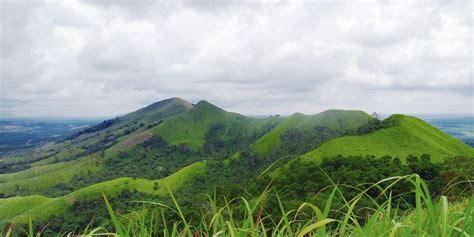 panorama keindahan bukit telang pelaihari serasa
