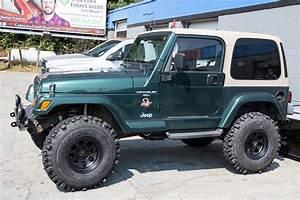 1999 Jeep Wrangler Tj Sahara