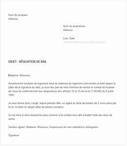 lettre de preavis logement starterre isuzu With modele lettre preavis logement meuble