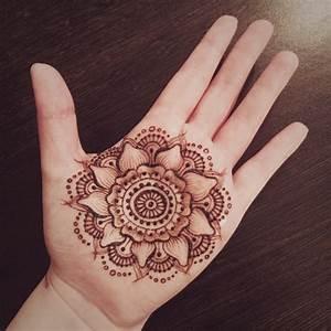 Henna Tattoo Hand Selber Machen Diy Henna Tattoo Selber Machen