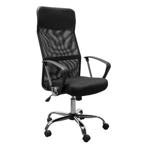 chaise de bureau accoudoir le monde de l 233 a