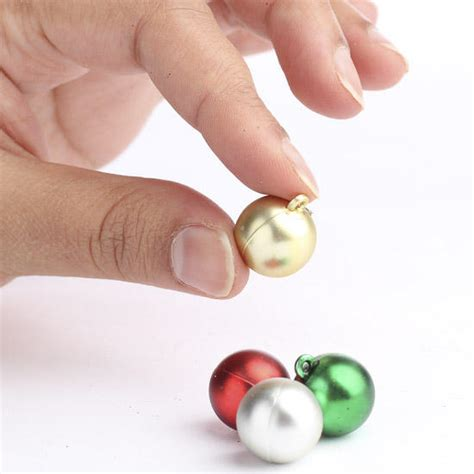 miniature christmas ball ornaments christmas ornaments