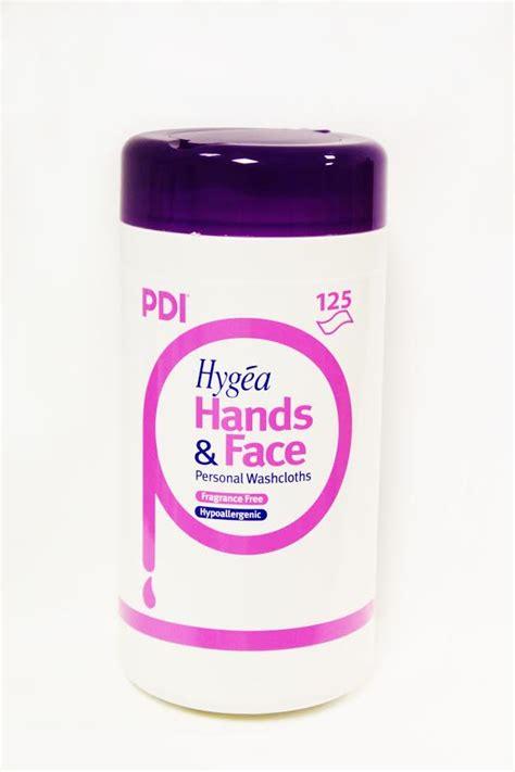 Mitrās salvetes Hygea Hands&Face N125 (XP00162 ...