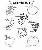 Salad Fruit Coloring Pages Colouring Drawing Vegetable Getdrawings Printable Getcolorings Print sketch template