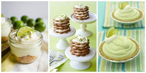 dessert ideas 18 best lime desserts easy recipes for key lime dessert ideas