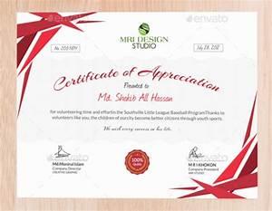 Certificates Of Appreciation Templates For Word 12 Certificate Of Appreciation For Student Templates