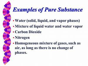 Properties of Pure Substances - ppt video online download