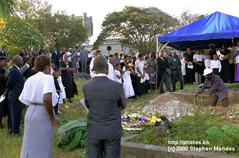 Barbados Photo Gallery - Funerals
