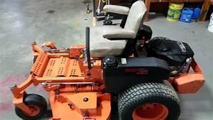 Scag Tiger Cub 52 U0026quot  Commercial Grade Zero Turn Lawn Mower