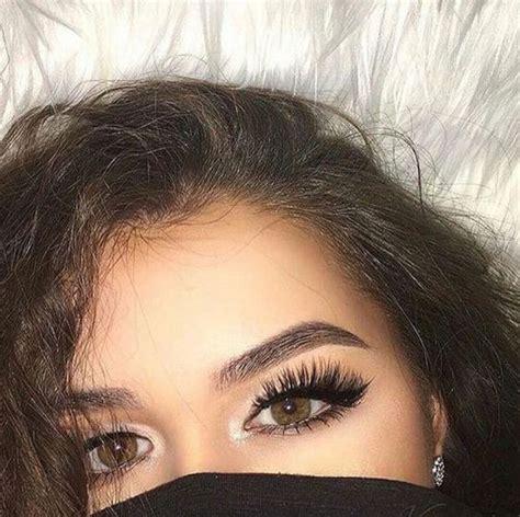 powders     brows  naturally fuller tumblr eye makeup hair makeup