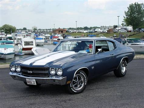 Top 20 Muscle Cars Of All Time