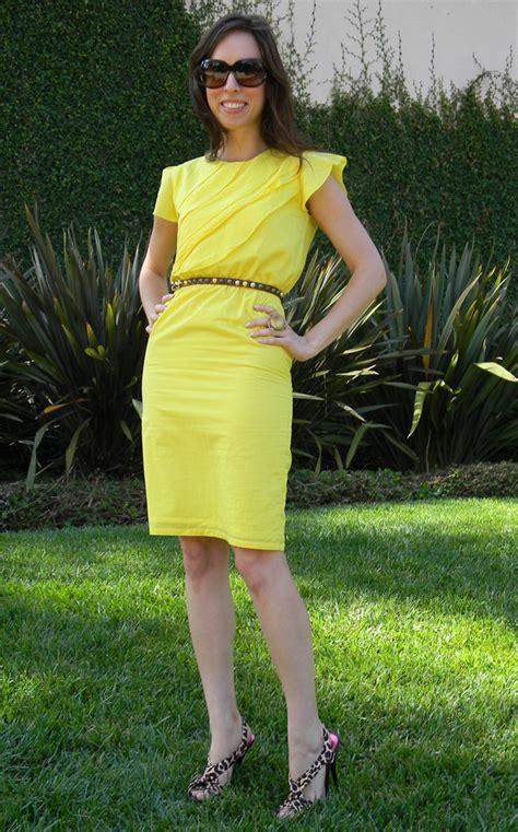shabby apple yellow dress fashion diary shabby apple