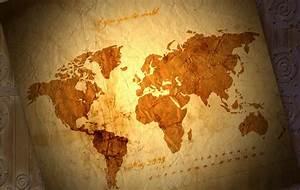 Old world map May 2009 by waywardmedic on DeviantArt
