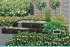 Jardin Paysager Exemple : modele jardin id e modele jardin paysager trouver modele jardin d agrement modele jardin ~ Melissatoandfro.com Idées de Décoration