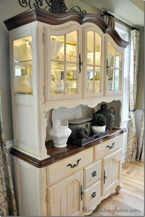 dining room hutch ideas chalk painting dining room cabinets color tips painting a