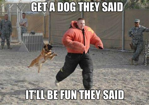 Dog Bite Meme - my dog won t bite if you sit real still by tonymontana455 meme center