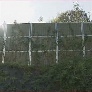Palissade Anti Bruit : les palissades anti bruit rtbf jardins loisirs ~ Premium-room.com Idées de Décoration