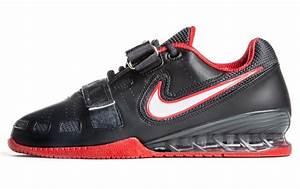 Tenis Levanta Pesas Nike Romaleos 2 Negro Rojo $ 6,750 00 en Mercado Libre