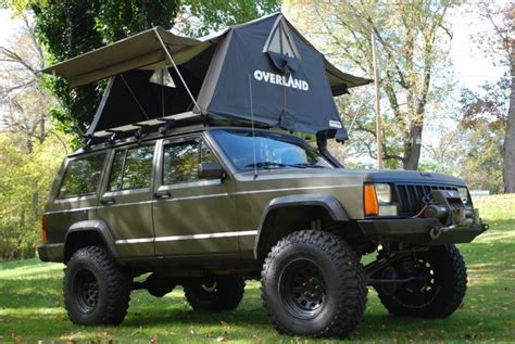 overland  roof top tent naxja forums north