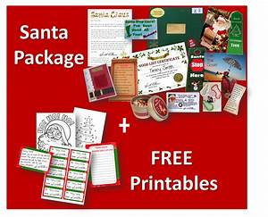 santa packages top santa letters With santa letter packages