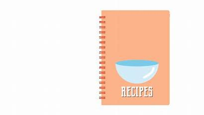 Recipe Notebook Journal Own Create Personalised Recipes